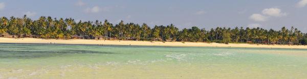 Mafia Island Strand