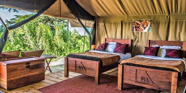 Ang'ata Ngorongoro, Apartment