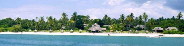 Mafia Island Lodge – Strand