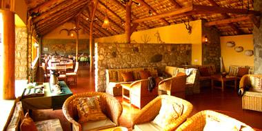 Ndutu Safari Lodge, Übersicht