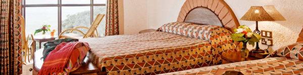 Ngorongoro Sopa Lodge Zimmer