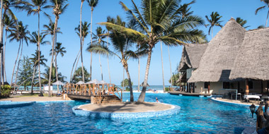 Ocean Paradise Resort, Pool