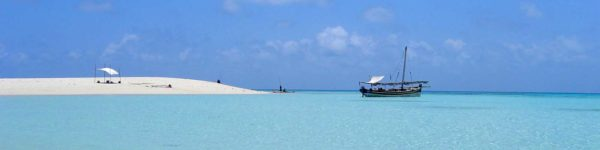 Pole Pole Resort – Strand