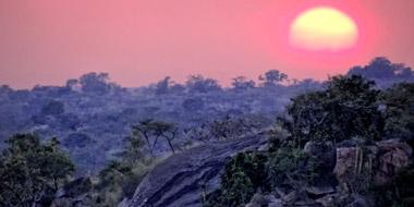 Serengeti Migration Camp, Aussicht