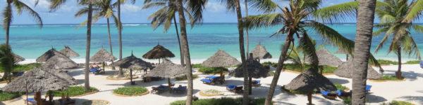 Strand - Abenteuer Tansania