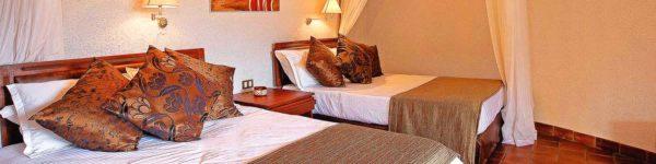 Tarangire Sopa Lodge – Schlafzimmer