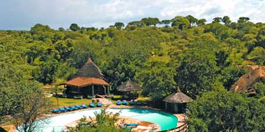 Tarangire Sopa Lodge Pool