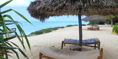 The Zanzibari Hotel, Strand