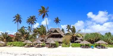Zanzibar Retreat Hotel, Anlage