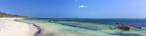 Zanzibar Retreat Hotel, Strand