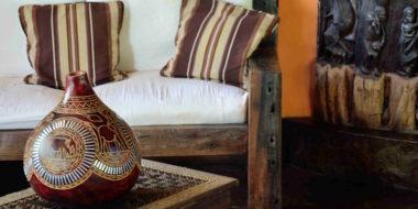 Arumeru River Lodge, Lounge