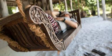 Manta Resort, Hängematte