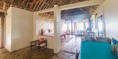 Manta Resort, Wohnbereich