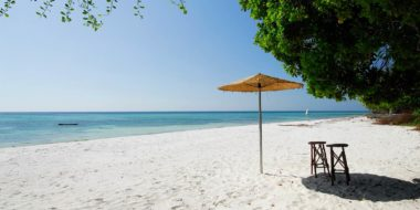 Pemba Island, Strand
