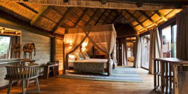 Saadani Safari Lodge, Suite-Einrichtung