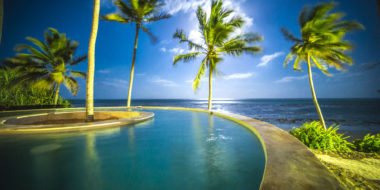 Boutique Hotel Matlai, Pool mit Meerblick