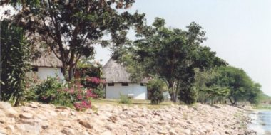 Speke Bay Lodge, Waterfront