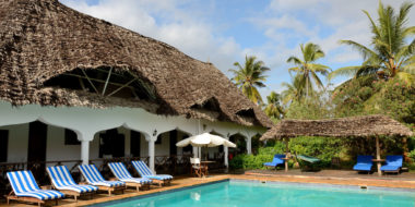 Zanzibar Retreat Hotel, Poolbereich