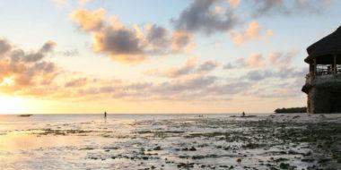Coral Rock, Sonnenuntergang