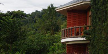 Udzungwa Falls Lodge, Ausblick