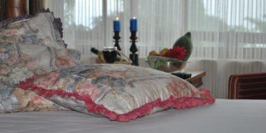 Udzungwa Falls Lodge, Schlafbereich