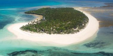 Fanjove Private Island, Luftansicht