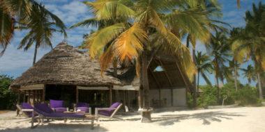Fanjove Private Island, Hauptgebäude