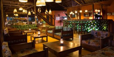 Kichanga Lodge, Bar