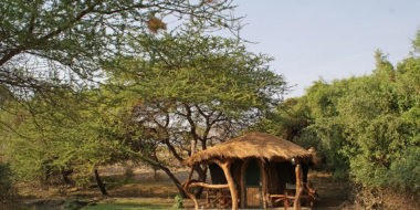 Lake Natron Tented Camp, Zeltbeispiel