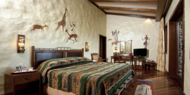 Ngorongoro Serena Safari Lodge, Doppelzimmer