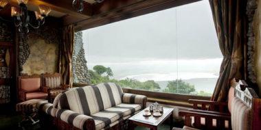 Ngorongoro Serena Safari Lodge, Lounge