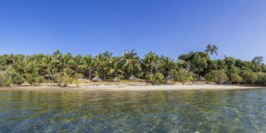 Mafia Island, Strand