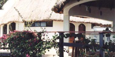 Speke Bay Lodge, Restaurant