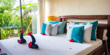 The Zanzibari Hotel, Doppelbett