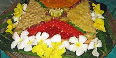 House of Spices, Hochzeits-Kuchen