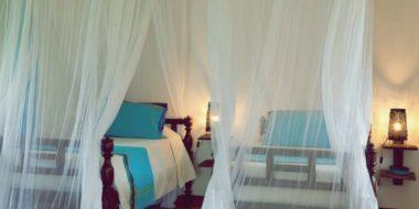 Butiama Beach, Schlafbereich