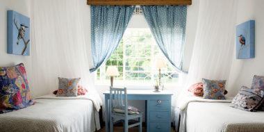 Blues&Chutney, Schlafzimmer