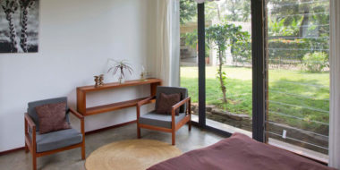 Kaliwa Lodge, Doppelzimmer