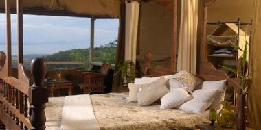 Kirurumu Manyara Lodge, Doppelzimmer