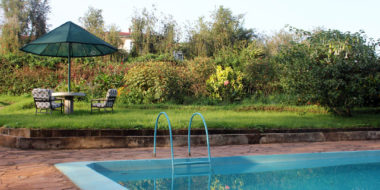 Marangu Hotel, Pool