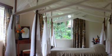 Marangu Hotel, Schlafbereich