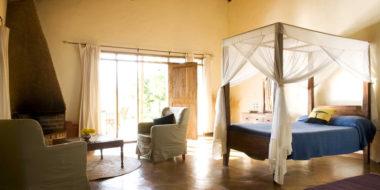 Ngorongoro Farm House, Doppelzimmer