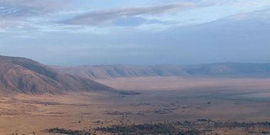 Ngorongoro Wildlife Lodge, Der Ngorongoro Krater