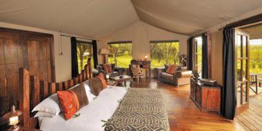 Serengeti Migration Camp, Doppelzimmer