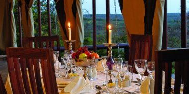 Serengeti Migration Camp, Restaurant