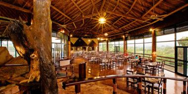 Tarangire Sopa Lodge, Restaurant