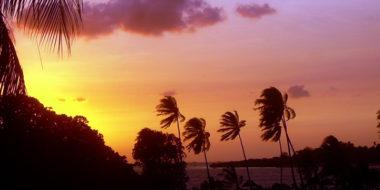 Mafia Island Lodge, Sonnenuntergang