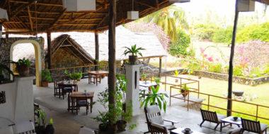 Mafia Island Lodge, Lounge