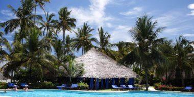 Breezes Beach Club, Poolbereich