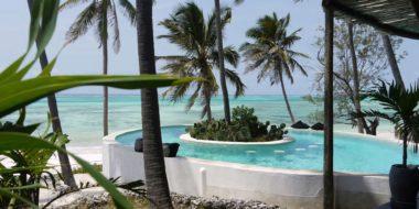 Boutique Hotel Matlai, Terrasse mit Pool